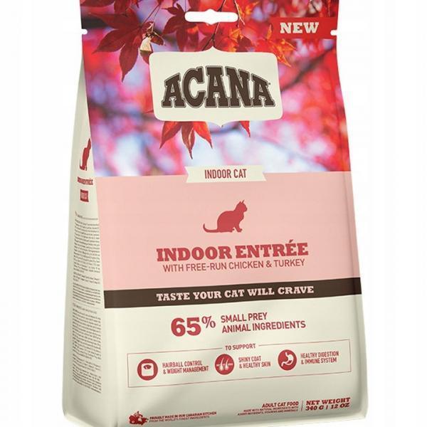 Acana Indoor Entree сухой корм для кошек