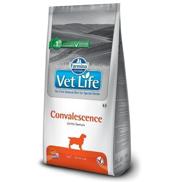 Farmina Vet Life Convalescence диетический сухой корм для собак в период выздоровления 2 кг