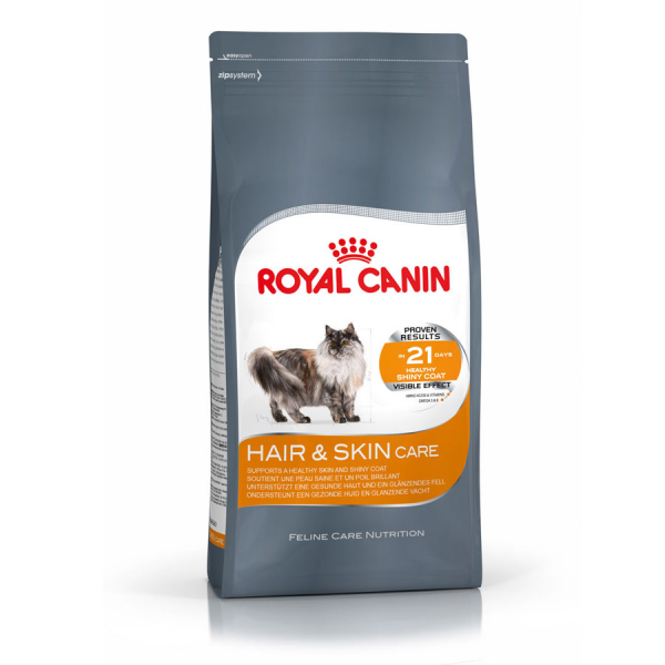 Hair skin корм royal canin