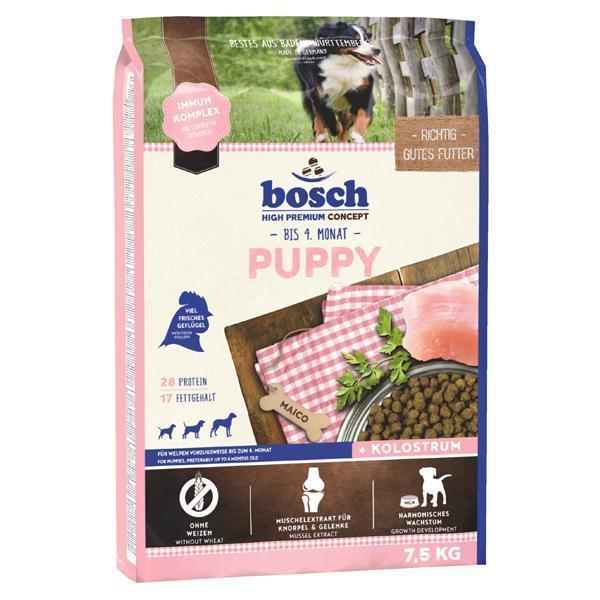 Bosch Puppy сухой корм для щенков до 4 месяцев 7,5 кг