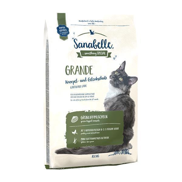 Bosch Sanabelle Grande сухой корм для крупных кошек старше года и кошек гигантских пород 10 кг
