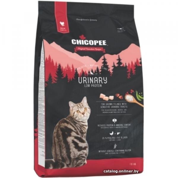 Chicopee HNL Cat Urinary Сухой корм для кошек, склонных к проблемам с мочеполовой системой