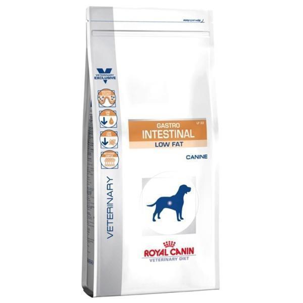 Royal Canin Gastro Intestinal Low Fat диета для собак с нарушением пищеварения 12 кг