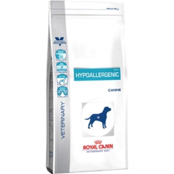 Royal Canin Hypoallergenic DR21 диета для собак с пищевой аллергией 14 кг