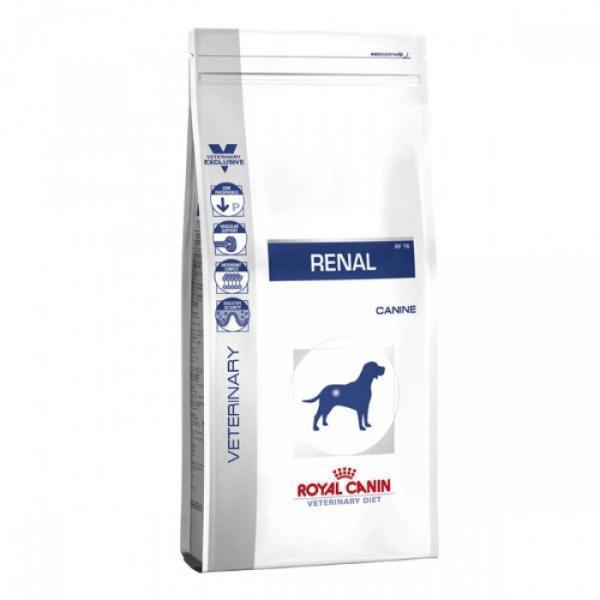 Royal Canin Renal RF16 диета для собак с заболеваниями почек 14 кг