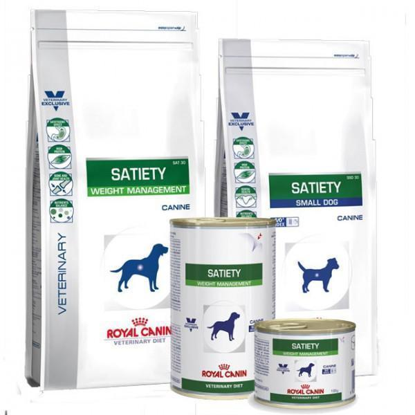 Royal Canin Satiety Weight Management SAT30 сухой лечебный корм для собак 12 кг