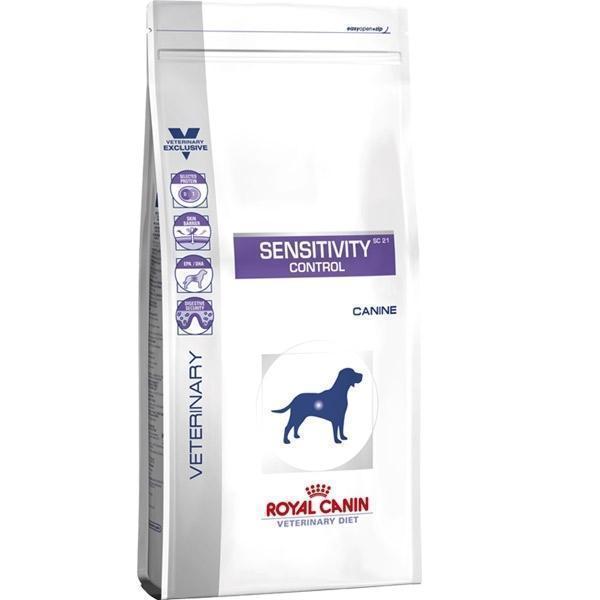 Royal Canin Sensitivity Control SC21 диета для собак с пищевой непереносимостью 14 кг