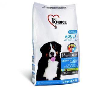 1st Choice Large & Medium Breeds сухой корм для собак крупных и средних пород
