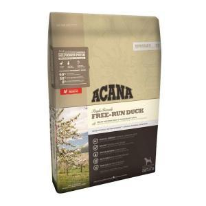 Acana Free-Run Duck сухой беззерновой корм с уткой и грушей для собак 11,4 кг
