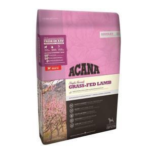 Acana Grass-Fed Lamb сухой беззерновой корм с ягненком для собак всех пород 17 кг