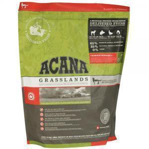 Acana Grasslands Cat беззерновой сухой корм для кошек с Ягненком