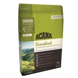 Acana Grasslands Dog сухой беззерновой корм для собак с ягненком 11,4 кг