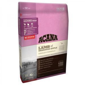Acana Lamb & Okanagan Apple сухой корм для взрослых собак всех пород с ягненком и яблоком