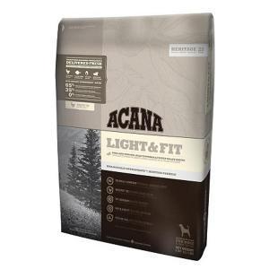 Acana Light & Fit сухой корм для собак с лишним весом 11,4 кг