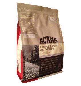 Acana Light & Fit сухой корм для собак с лишним весом