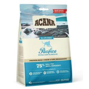 Acana Pacifica Cat беззерновой сухой корм для кошек с Рыбой
