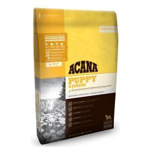 Acana Puppy & Junior сухой корм для щенков всех пород 17 кг