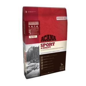 Acana Sport & Agility сухой корм для активных собак 17 кг