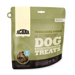 Acana Yorkshire Pork Dog лакомство из свинины для собак 92 г