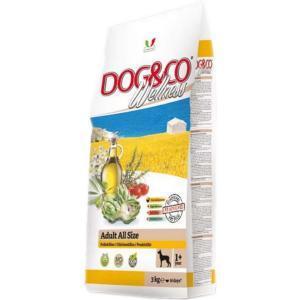 Dog&Co Wellness Adult Pollo & Riso сухой корм для собак с курицей и рисом