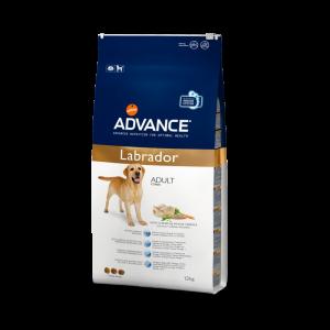 Advance Labrador Retriever сухой корм для взрослых собак породы лабрадор ретривер 12 кг