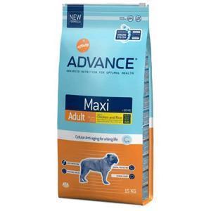Advance Maxi Adult сухой корм для собак крупных пород 14 кг