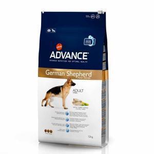 Advance Maxi German Shepherd сухой корм для немецких овчарок 12 кг