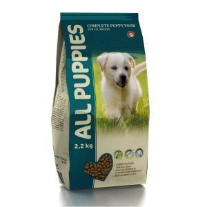 All Dogs All Puppies сухой корм для щенков 20 кг