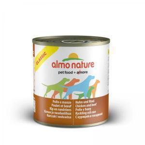 Almo Nature Classic Chicken and Beef консервы для собак с курицей и говядиной
