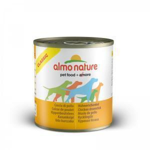 Almo Nature Classic Chicken Drumstick консервы для собак куриные бедрышки