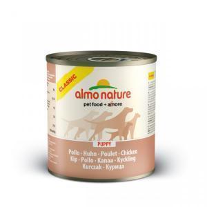 Almo Nature Classic Puppy&Chicken консервы для щенков с курицей