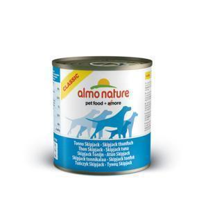 Almo Nature Classic Skip Jack Tuna консервы для собак с полосатым тунцом