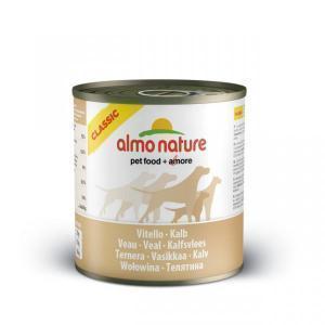 Almo Nature Classic Veal консервы для собак с телятиной
