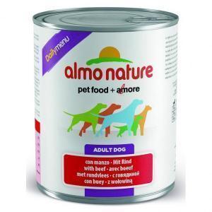 """Almo Nature Daily Menu with Beef консервы для собак """"Меню с говядиной"""""""