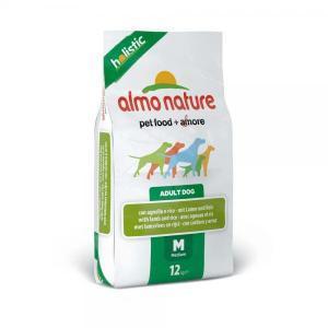Almo Nature Large & Lamb сухой корм для собак крупных пород с ягненком 12 кг