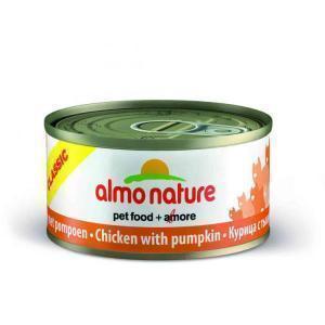 Almo Nature Legend Adult Cat Chicken & Shrimps консервы для кошек с курицей и креветками 70 г х 24 шт