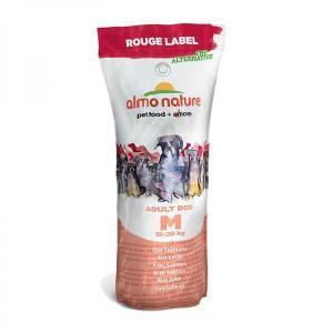 Almo Nature Rouge label The Alternative Medium & Salmon сухой корм для средних собак из свежего лосося 9,5 кг