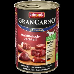 Animonda Gran Carno Original Adult консервы для собак мясной коктейль 400 г х 6 шт