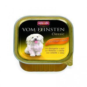 Animonda Vom Feinsten Forest консервы для собак с кроликом 150 г (22 штуки)