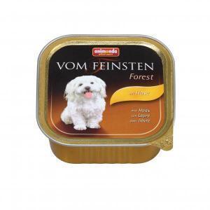 Animonda Vom Feinsten Forest консервы для собак с олениной 150 г (22 штуки)