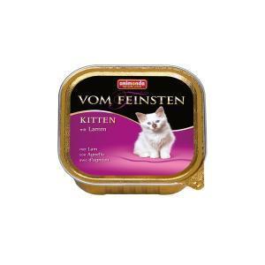 Animonda Vom Feinsten Kitten консервы для котят с ягненком 100 г (32 штуки)