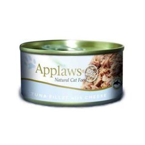 Applaws Cat Tuna Fillet & Cheese консервы для кошек с тунцом и сыром