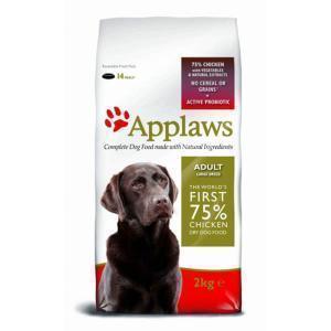 Applaws Dry Dog Chicken Large Breed Adult сухой корм для собак с курицей