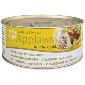 Applaws Jelly Chicken & Mango консервы для кошек с курицей и манго