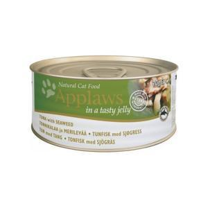 Applaws Jelly Tuna & Seaweed консервы для кошек с тунцом и морскими водорослями 70 г