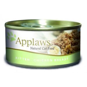 Applaws Kitten chicken консервы для котят с курицей