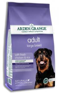 Arden Grange Adult Large Breed сухой корм для собак крупных пород с курицей и рисом