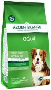Arden Grange Adult сухой корм для собак с ягненком и рисом
