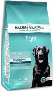 Arden Grange Light облегченный сухой корм для собак
