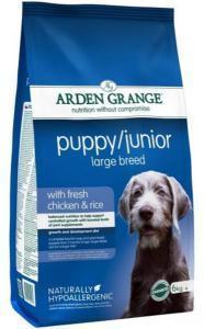 Arden Grange Puppy/Junior Large Breed сухой корм для щенков крупных пород